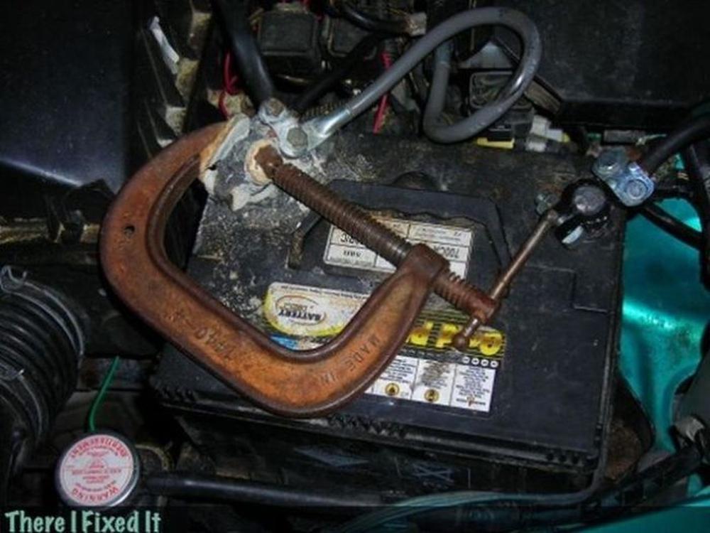 Ремонт аккумулятора автомобиля своими руками 7